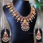Stunning Necklace Set From Nakshatra