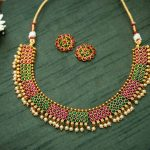 3 Layer Kemp Stones Necklace From Happy Pique