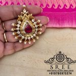 Cute Silver Pendant From Sree Exotic Silver Jewelleries