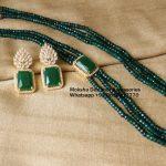 Decorative Layered Necklace From Moksha Desiger Accessories