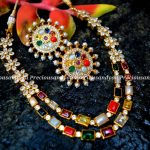 Eye Catching Navarathna Set From Precious And You