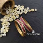 Finely Crafted Bangles From Parampariya