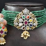 Attractive Choker Set From Arihant Silver Palace
