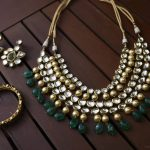 Bridal Kundan Accessories From Rimli Boutique