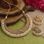 Beautiful Pearl Necklace Set From The Bling Bag