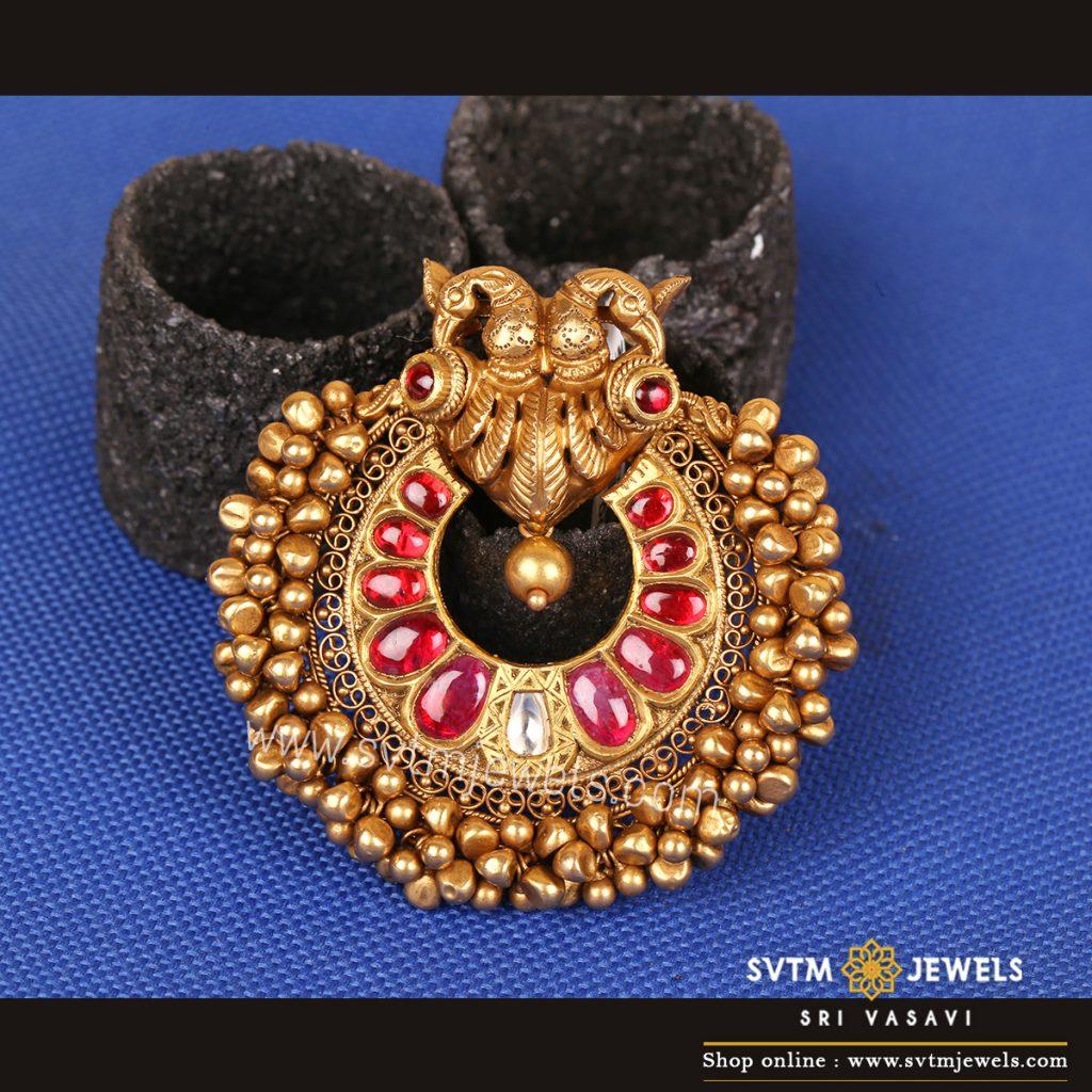 Beautiful Silver Pendant From Sri Vasavi Thanga Maligai
