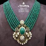Gorgeous Gold Necklace From Amarsons Jewellery