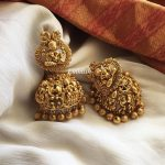 Ethnic Jhumkas From Emblish Coimbatore