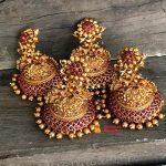 Pretty Jhumkas From House Of Jhumkas