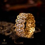 Trendy Silver Bangle From Arnav Jewellery