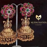 Classic Jhumkas From Ms Pink Panthers