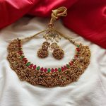 Attractive Necklace Set From Emblish Coimbatore