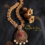 Gorgeous Gold Necklace From Sparkle And Glow