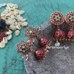Pretty Jhumkas From Parampariya