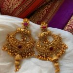 Stylish Bengali Earrings From Tvameva