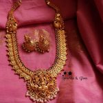 Beautiful Temple Necklace From Sparkle And Glow
