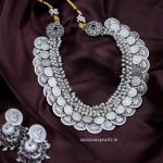 Beautiful Pearl Necklace From Narayana Pearls
