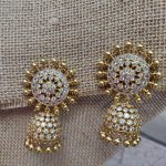 Designer Jhumkas From Rimli Boutique