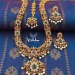 Beautiful Necklace Set From Vibha Creations