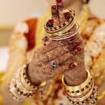 Indian Bridal Jewellery – Stone Bangles