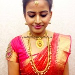 Bridal Jewellery set for South Indian brides