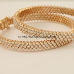Traditional Diamond bangles from PNG Jewellers