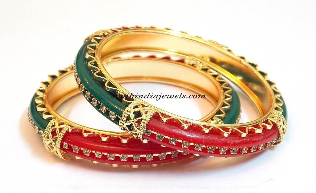 Imitation Jewellery Zircon Bangles
