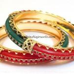 Imitation Jewellery : Zircon Bangles