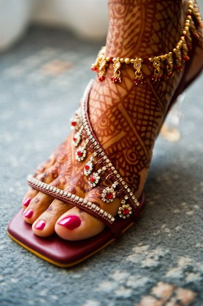 Indian Jewellery Anklet