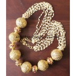 Pearl Jewellery : Bead Necklace