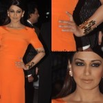 Sonali Bendrae in Flimfare Preaward party