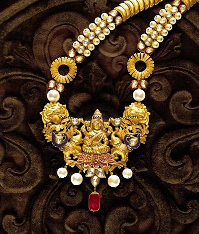 TBZ Lakshmi Pendant