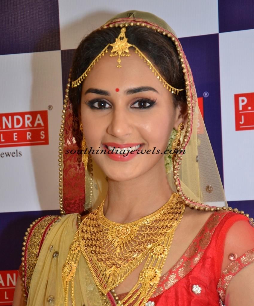 Gold Jewellery models
