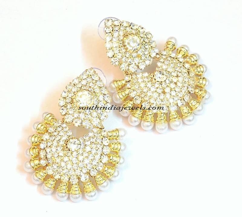 imitation earrings stud