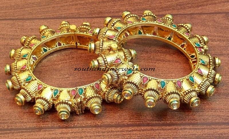 Imitation Jewellery : Kada bangle