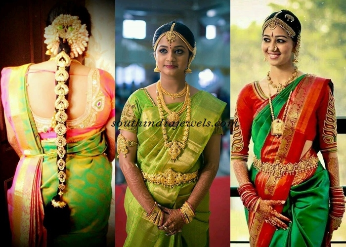 Southindian bridal jewellery