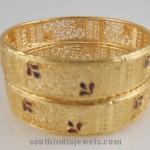 1 Gram Gold Jewellery Bangle