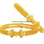 22 carat jewellery : Kada bangle
