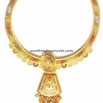 22K Gold Necklace from Forever jewel