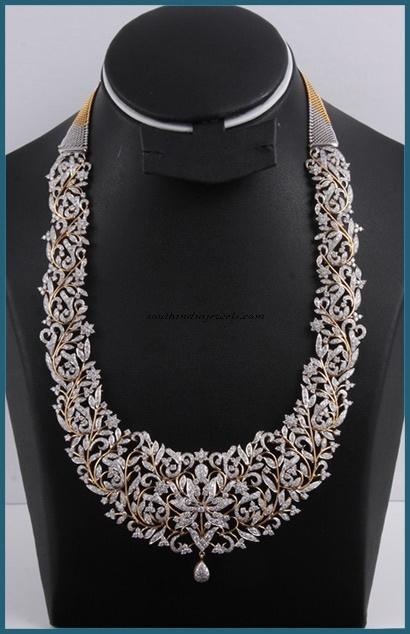 Diamond Long Necklace