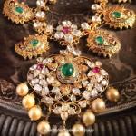 Classic Gold Antique Necklace