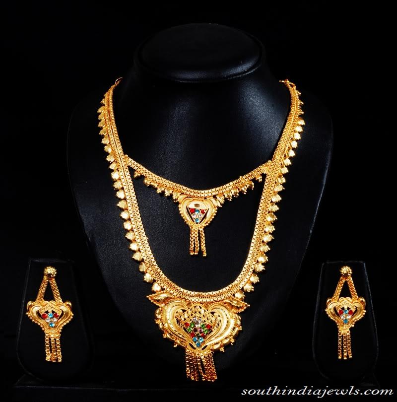 Indian Gold Bridal sets