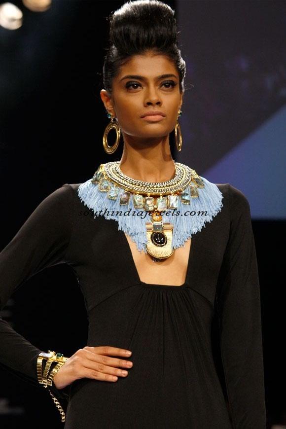 indian vintage costume jewellery