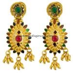 Kerala jewellery earrings with price