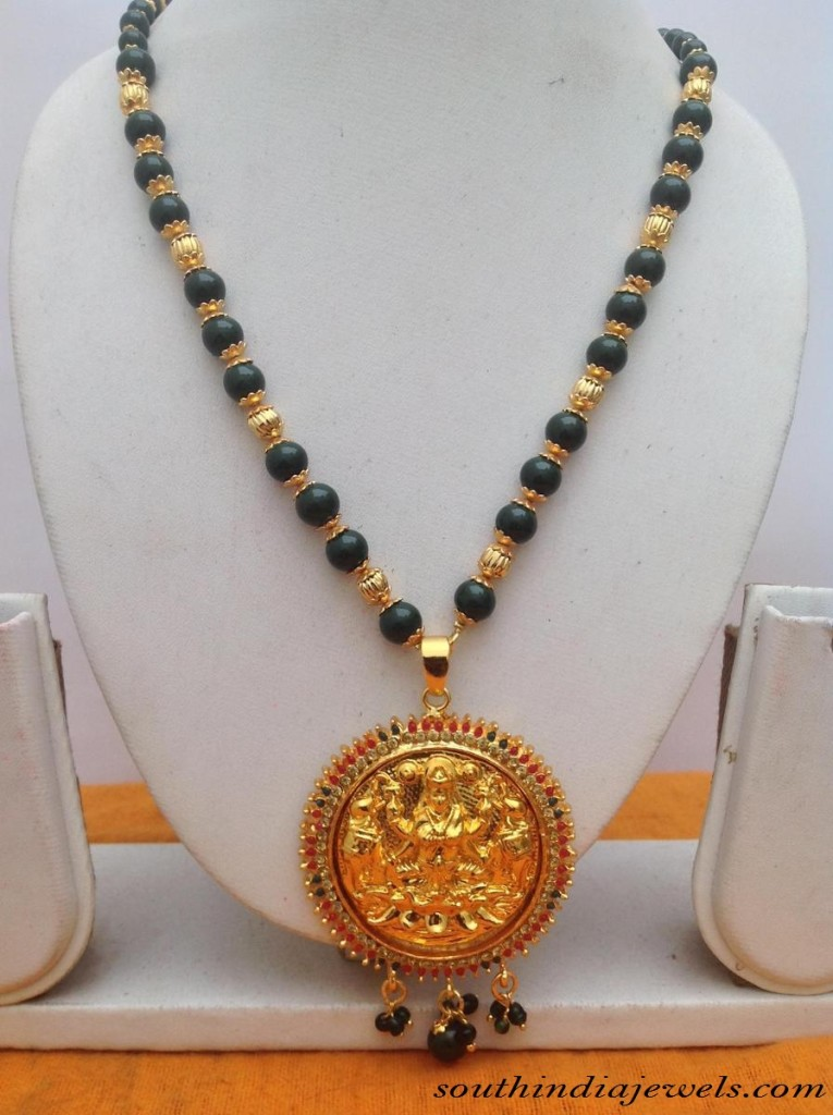 Lakshmi pendant design