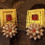 Latest Imitation earrings Design