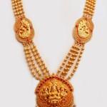 Gold Temple Jewellery Long Haram