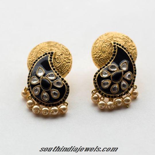 artificial jewellery ear studs