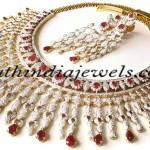 Diamond Jewellery : Designer Choker set