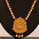 Traditional Lakshmi pendant